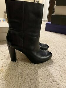 Banana Republic Lissy High Heels Boots Size 7.5