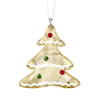 Swarovski Crystal Creation 5395976 Ginger Tree Ornament RRP $89