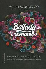Ballady i romanse - Szustak Adam