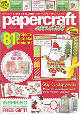 PAPERCRAFT ESSENTIALS MAGAZINE,  2016  ISSUE,139   81 PROJECTS TO MAKE TONIGHT