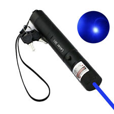 High Power Adjustable Burning Laser Pointer 532nm Continuous Line 500m to 10000m
