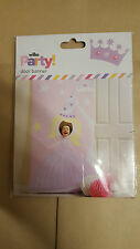 50% off Christmas Sale Wilko's Fairy Princess Door Banner Decoration rrp. £1.99.