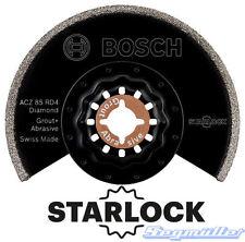 1 x Bosch Diamant-Riff Segmentsägeblatt ACZ 85 RD4 2608661689