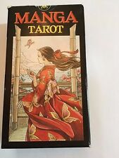 Manga Tarot by Lo Scarabeo Staff -2006 Cards, Torino / Turin, Italy