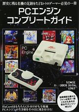 NEC Hu PC Engine Complete Guide Catalog Book Japan