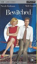 BEWITCHED - UMD video for PSP with box