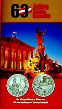 10  EURO  Silber  60 Jahre Zweite Republik  2005 Österreich , St.  im Blister