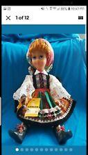 New ListingVintage European Polish Collectible Doll