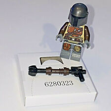 NEW Lego Star Wars The Mandalorian Minifigure From set  75254 AT-ST Raider