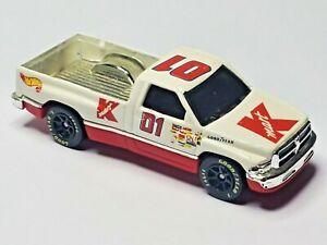 Hot Wheels 1996 Kmart Exclusive Thunder Trucks 4-Pack Exclusive Dodge Ram 1500