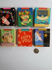 Pop-Up Minibooks - Mix & Match. Running Press Miniature Editions