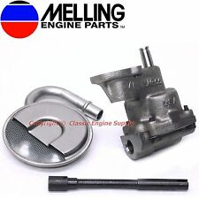 """New Melling High Pressure Oil Pump Kit 1968-1994 Chevy sb 350 305 w 5/8"""" Inlet"""