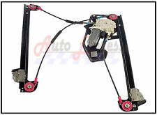 FRONT RIGHT PASSENGER SIDE WINDOW REGULATOR WITH MOTOR POWER BMW 740i 750i NEW