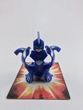 Bakugan Battle Brawler Aquos Blue Akwimos 800G Gundalian Invaders DNA with Cards