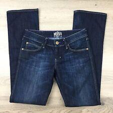 Mavi Olivia Straight Women's Jeans Size 27/32 Fit W28 L31.5 (KK10)