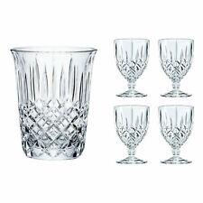 Nachtmann Noblesse Wein Set 5tlg Weinglas Weinkühler Weinkelche Kristallglas