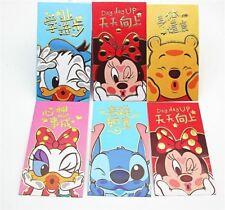 6X Cartoon Pocket Lucky Money Envelope Chinese New Year Envelope