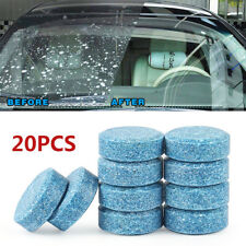 Multifunctional Effervescent Spray Cleaner V Clean Spot 20pcs NO Bottle Car DV