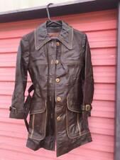 Vintage Suburban Heritage Leather Jacket