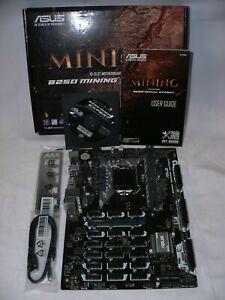 ASUS B250 MINING EXPERT LGA1151 DDR4 HDMI 18x PCIe 1x Motherboard Latest Bios