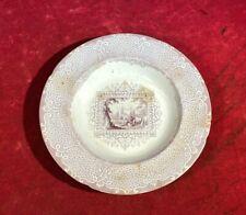 New listing Rare Civil War Era Bowl Found McLean House In 1960'S - Appomattox