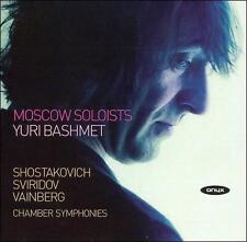 Shostakovich/ Sviridov/ vainberg- Chamber Symphonies