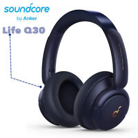 Soundcore Life Q30 Wireless Over Ear Headphones Active Noise Cancelling Headset