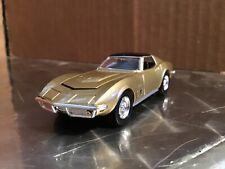 CHEVROLET Corvette c3 Stingray Coupe ARGENTO 1967-1982 ca 1//43 1//36-1//46 Welly...