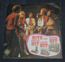 Vinyl Single f. Telefunken Mister Hit Plattenspieler Schallplatte Maffay Manuela