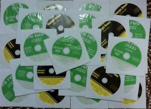 26 CDG DISCS KARAOKE SET CD+G ALL HITS/TOOLBOX ROCK,OLDIES,COUNTRY *2014 SALE*