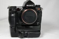 Sony Alpha a900 24.6MP Digital SLR + Battey grip  *shutter count 43634 shots