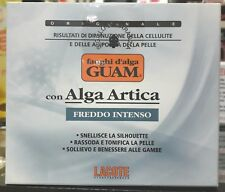 FANGHI D'ALGA GUAM CON ALGA ARTICA  FREDDO INTENSO 500ml