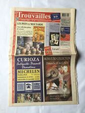 Journal BD Trouvaille & Collection n° 47 - Trouvaille n° 13 / AVRIL 2005
