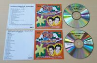 DICK & DOM In Da Bungalow: The Party Album 2005 UK 58-track promo test 2-CD