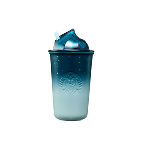 Starbucks Korea 2020 Summer Limited Night Sky Ceramic Coldcup Tumbler 355ml