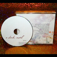 A DARK NOEL CD holiday goth gothic christmas unto ashes lycia darkwave RARE 2003