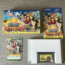 ONE PIECE King of Berry Nintendo Boxed Game Boy Advance GBA