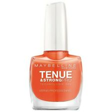 460 Orange Couture - Vernis à Ongles Strong & Pro Gemey Maybelline