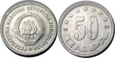 elf Yugoslavia 50 Para 1953