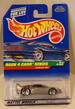 Hot Wheels 1998 Convention Zamac Ferrari F40 Dash 4 Cash Series Only 500 Made