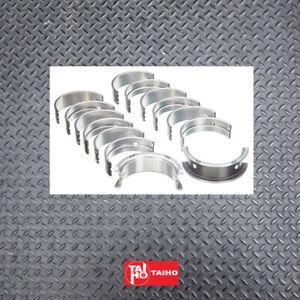 Taiho Set of 5 STD Main Bearings Set suits Ford Mazda WL