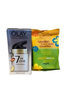 Olay Total Effects 7 In ONE Anti- Aging Moisturizer 1.7 oz