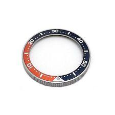 Stainless steel bezel to Vostok Amphibian watches with SEIKO insert! bpb Es