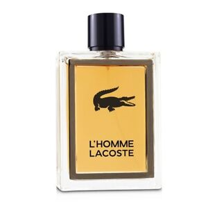 NEW Lacoste L'Homme EDT Spray 150ml Perfume