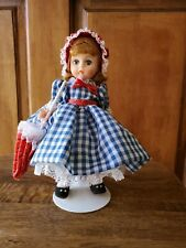 "Madame Alexander 8"" doll Storyland series Betsy Brooks #437 1988 - 1991"