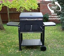 More details for charcoal barbecue bbq grill smoker plus cover and free tools