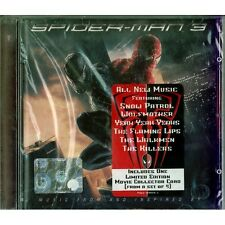 CD Soundtrack SPIDERMAN 3