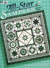 All-Star Sampler by Roxanne Carter (1995, Paperback) Quilt Book