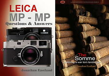 The Somme - exploring a war-torn landscape + LEICA MP-MP BOOK-NOW REDUCED PRICE!