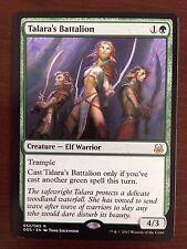 Magic the Gathering TALARA'S BATTALION MTG Duel Deck Mind vs. Might  many avail